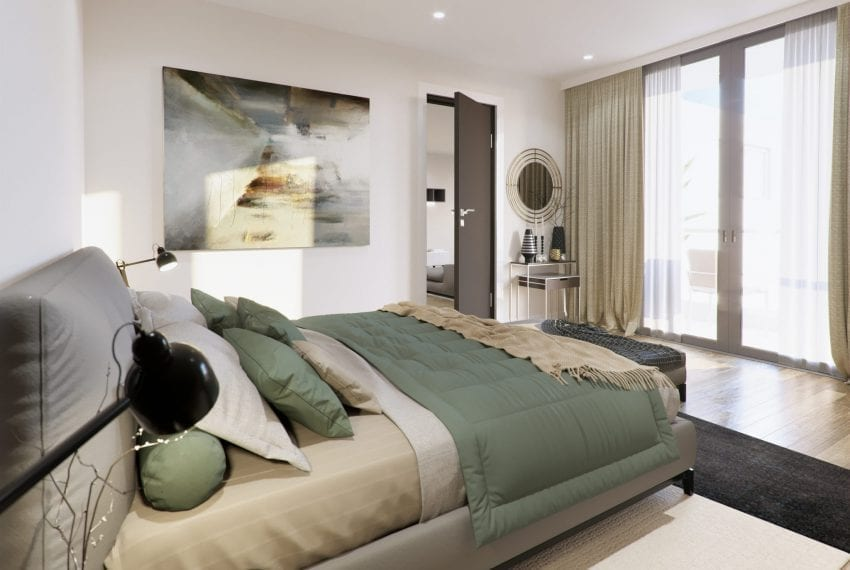 Divine Suites - Hotel Living Concept Bedroom