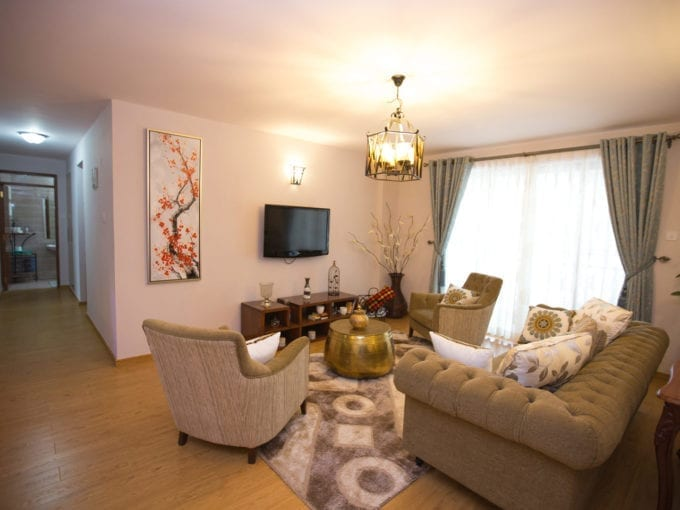2 Bed Apartment in Ngong Road