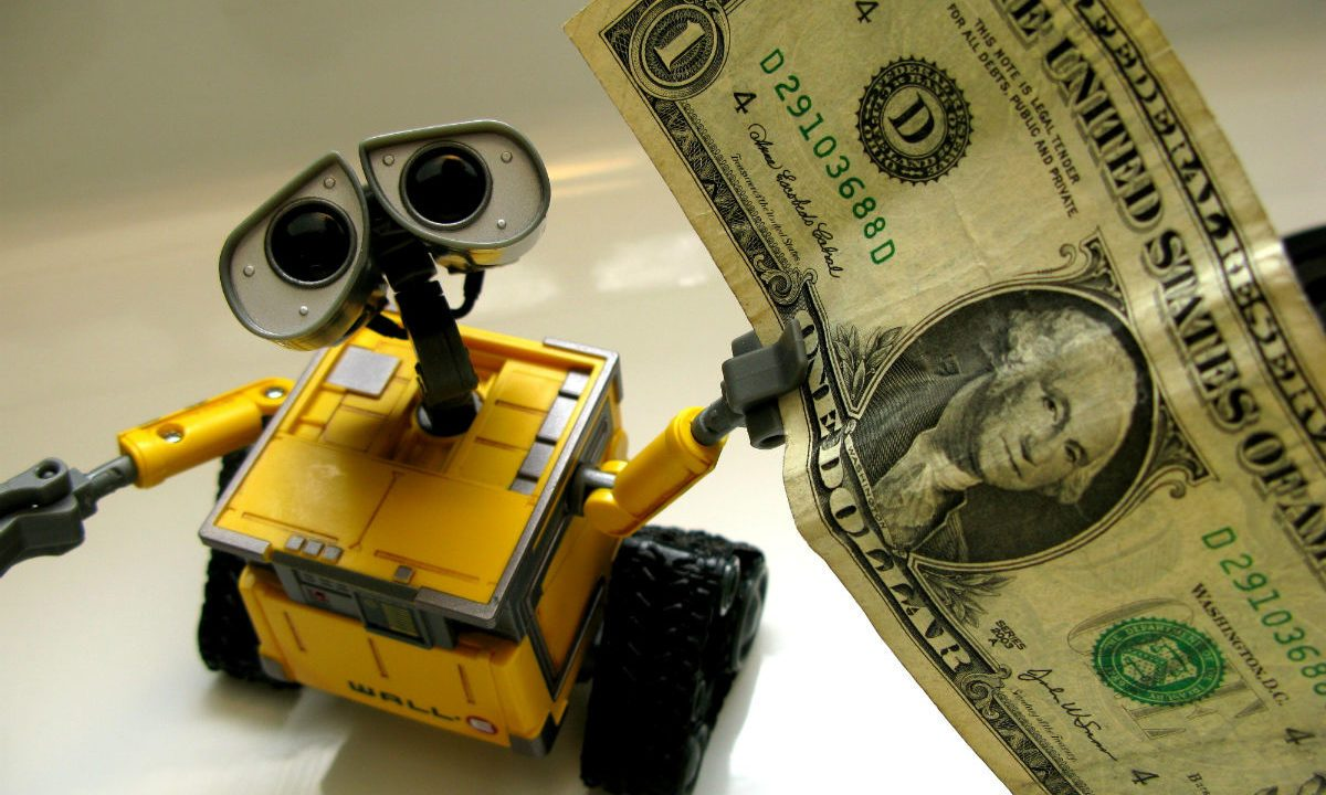 This Is How Robots Can Make You Money While You Sleep