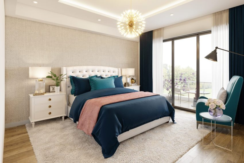 Elite Residence - Bedroom