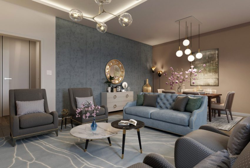 Elite Residence - Living Room 2