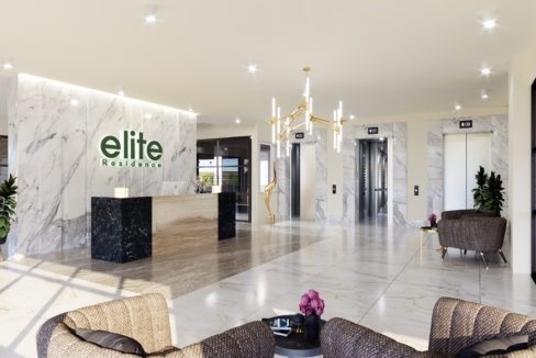 Elite Residence - reception