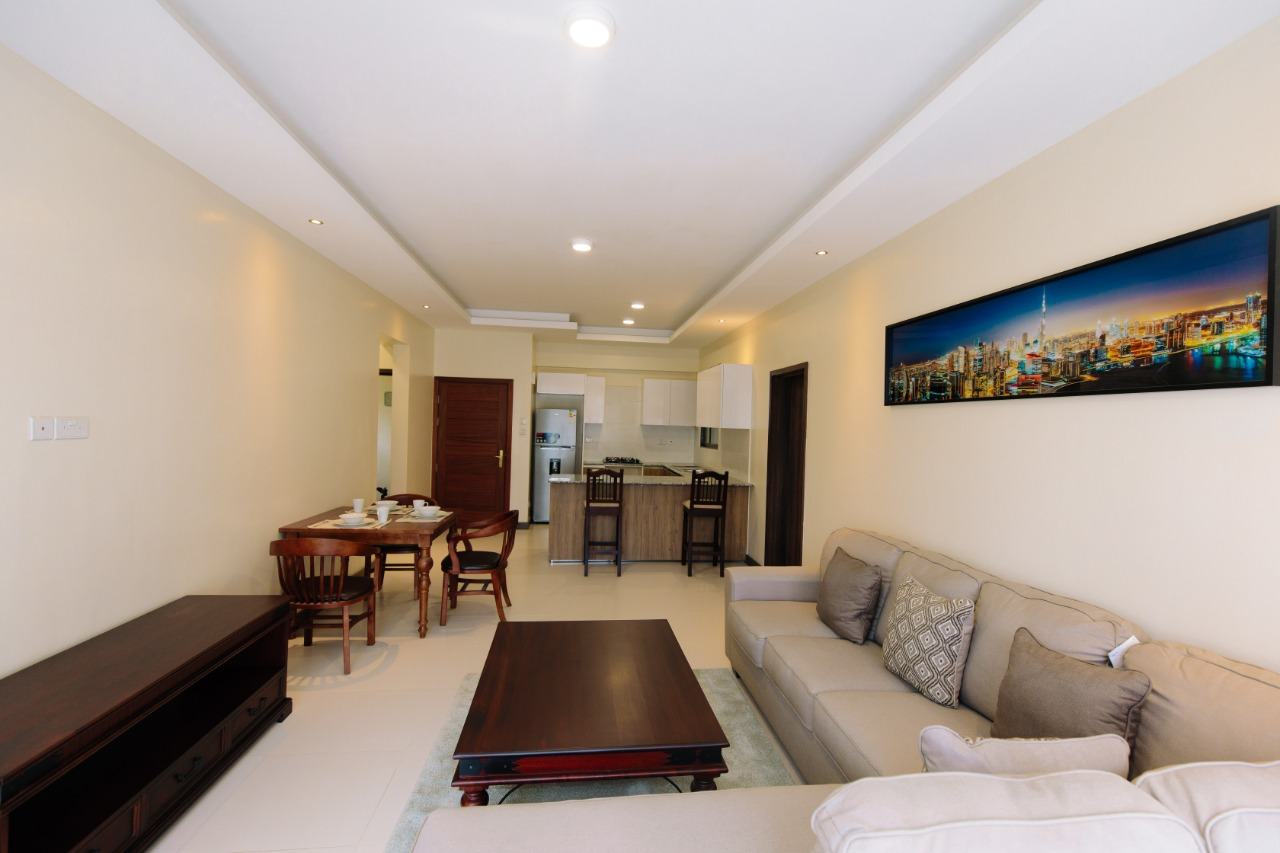 Brand New 1 & 2 Bed Apartment