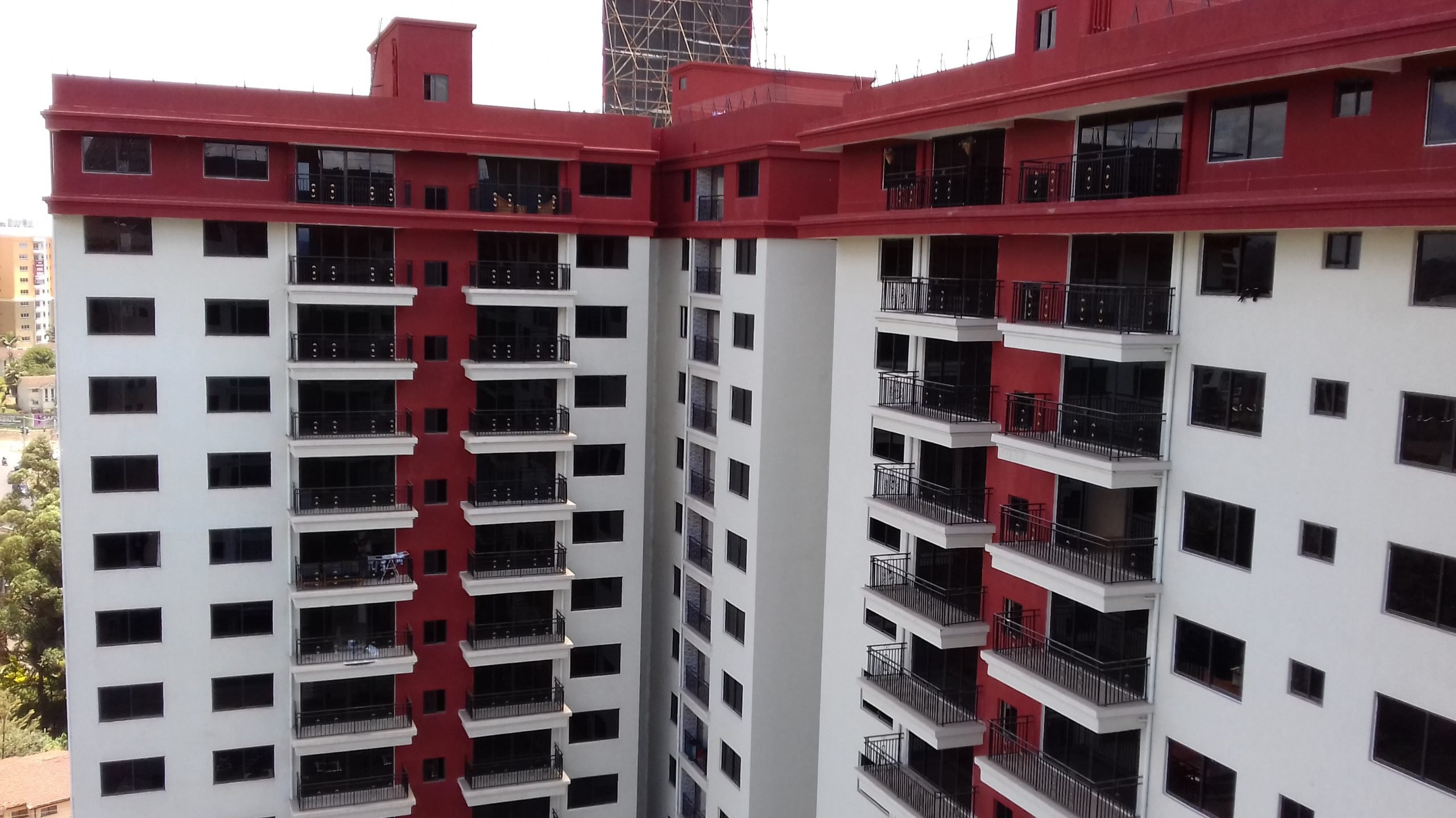 Amazing 3 Bed Apartment in Kilimani